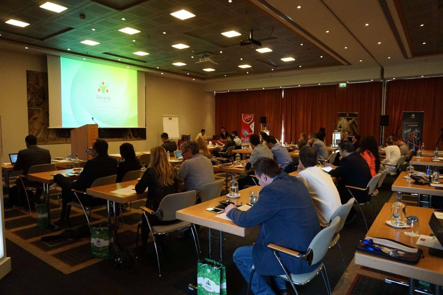 Dekang Distributors Conference Amsterdam 2015 Photo 1